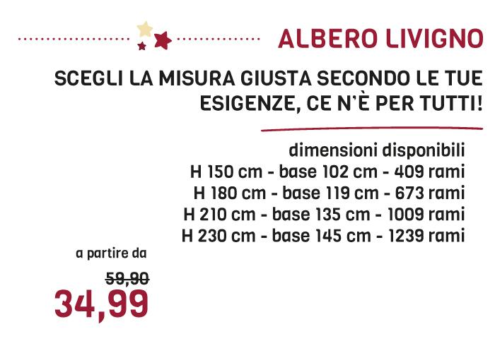 Albero Di Natale Happy Casa.Scegli Il Tuo Albero Di Natale Happy Casa Store