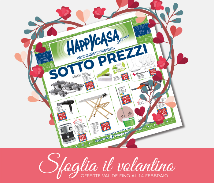 Happy Casa Store Articoli Per La Casa Piccoli Elettrodomestici