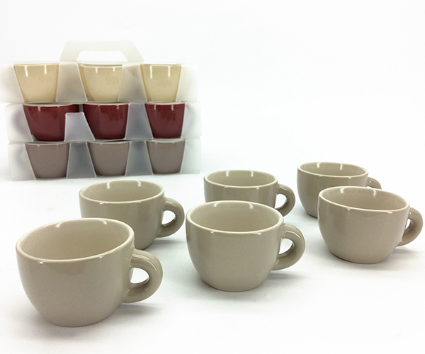 Set 6 tazze caff�