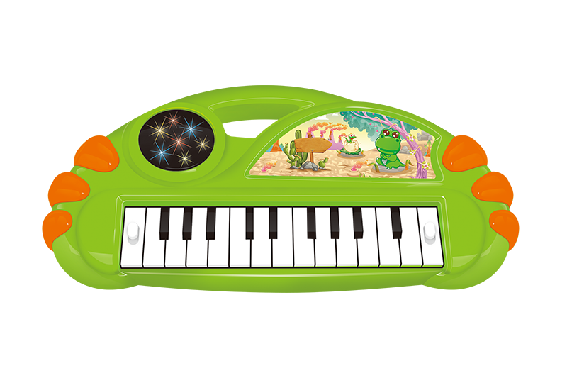 Pianola baby animali